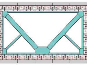 ハイブリッド耐震補強工法