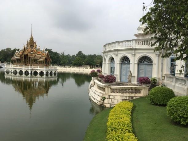 アイサワン・ティッパアート(バンパイン宮殿)